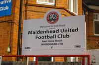 Maidenhead United v Yeovil Town, Maidenhead, UK - 27 Jan 2021