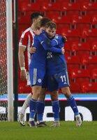 Stoke City  v Leicester City, Stoke, UK - 9 January 2021