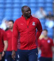 Crystal Palace v Charlton Athletic, Croydon - 27th July 2021