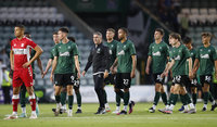 Plymouth Argyle v Middlesbrough, Plymouth, UK - 23 July 2021