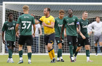 Plymouth Parkway v Plymouth Argyle, Plymouth, UK - 3 July 2021
