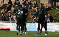 Saltash United v Plymouth Argyle, Saltash, UK - 14 July 2021