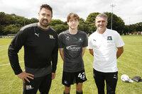 Tavistock AFC v Plymouth Argyle, Tavistock, UK - 24 July 2021
