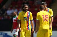 Walsall v Crystal Palace, Walsall - 17th July 2021