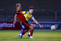 Torquay United v Truro City, Torquay, UK - 27 July 2021