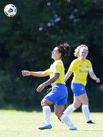 Torquay United Woman FC v Swansea City Ladies FC, Totnes, UK - 18 July 2021