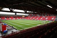 Torquay United v Hartlepool United, Bristol, UK - 20 June 2021