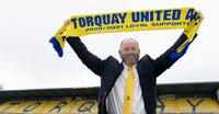 Gary Johnson, Torquay United, Torquay, UK - 11 June 2021