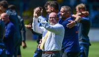 Torquay United v Notts County, Torquay, UK - 12 June 2021