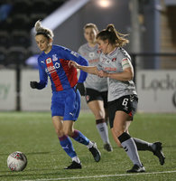 Crystal Palace Women v Charlton Athletic Women, Bromley - 25 March 2021