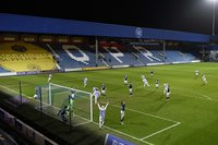 Queens Park Rangers v Millwall, London, UK - 17 Mar 2021.