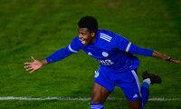 Exeter City U18 v Leicester City U18, Exeter, UK - 23 Mar 2021