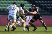Harlequins v Northampton Saints, London, UK - 07 March 2021