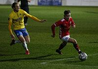 Torquay United v Solihull Moors, Torquay, UK - 23 Mar 2021