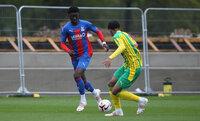 Crystal Palace U18s v West Bromwich Albion U18s, Beckenham - 8 M