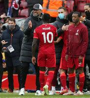 Liverpool v Crystal Palace, Liverpool - 23 May 2021