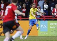 Altrincham  v Torquay United, Altrincham, UK - 29 May 2021