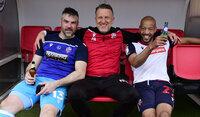 Crawley Town v Bolton Wanderers, London, UK - 08 May 2021
