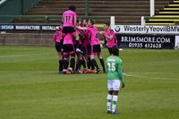 Yeovil Town v FC Halifax Town, Yeovil, UK - 3 May 2021