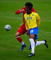 Torquay United v Bromley, Torquay, UK - 8 May 2021