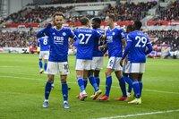 Brentford v Leicester City, London, UK - 24 October 2021.