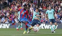 Crystal Palace v Leicester City, Croydon - 3 October 2021