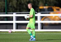 Crystal Palace U23s v Tottenham Hotspur U23s, Beckenham - 1st October 2021