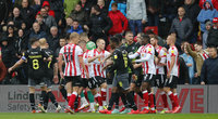 Lincoln City v Plymouth Argyle, Lincoln, UK - 2 Oct 2021