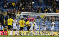 Oxford United v Plymouth Argyle, Oxford, UK - 16 Oct 2021