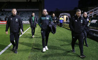 Plymouth Argyle v Swindon Town, Plymouth, UK - 12 Oct 2021