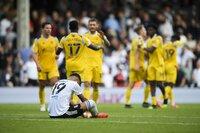 Fulham v Reading, London, UK - 18 September 2021.