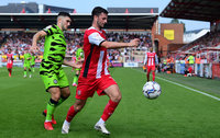 Exeter City v Forest Green Rovers, Exeter, UK - 4 Sept 2021