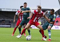Exeter City v Sutton United, Exeter, UK - 18 Sept 2021