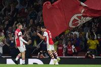 Arsenal v AFC Wimbledon, London, UK - 22 Sept 2021