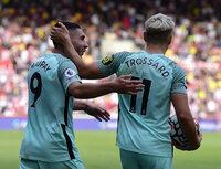 Brentford v Brighton and Hove Albion, London, UK - 11 Sep 2021