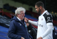 Crystal Palace v Fulham, Croydon - 28 February 2021