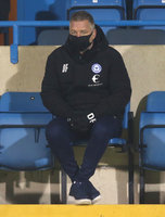 Gillingham v Peterborough United, Gillingham - 16th February 2021