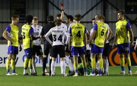 Solihull Moors  v Torquay United, Solihull, UK - 23 Feb 2021