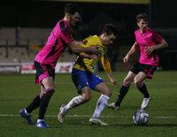 Torquay United v FC Halifax Town, Torquay, UK - 20 Feb 2021