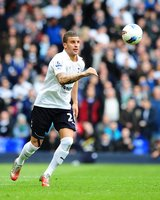 Tottenham v Blackburn Rovers 290412
