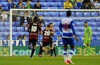 Reading v Peterborough Utd 280812