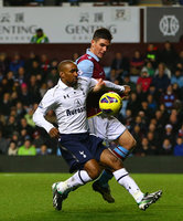 Aston Villa v Spurs 261212