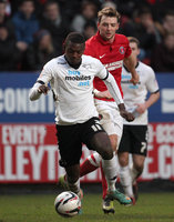 Charlton Athletic V Derby County 291212