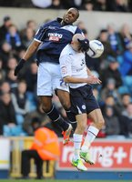 Millwall v Leicester City 151212