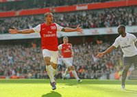 Arsenal v Spurs  260212