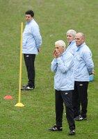 England C Training 280212