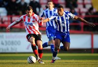 Exeter City v Sheffield Wednesday 110212