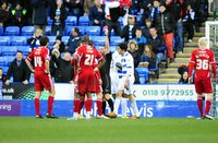 Reading v Bristol City 280112