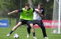 England C Training 020612
