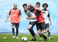 England C Training 040612